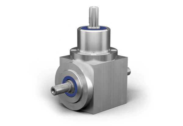 ATEK Type HDV – Hygiene-design bevel gearboxes